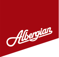 Albergian 1908 Logo